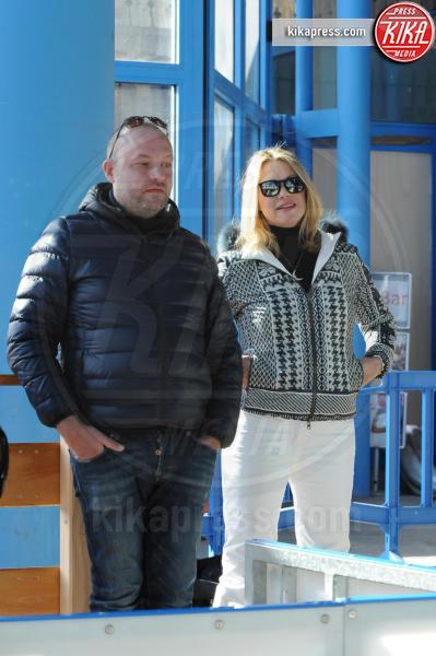Sauro Falchi, Anna Falchi - Cortina - 16-03-2016 - Cortinametraggio, quando il fuori programma si chiama curling