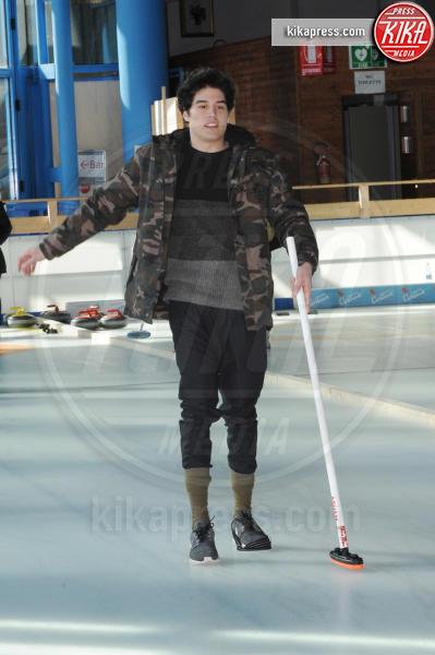 Cristiano Caccamo - Cortina - 16-03-2016 - Cortinametraggio, quando il fuori programma si chiama curling