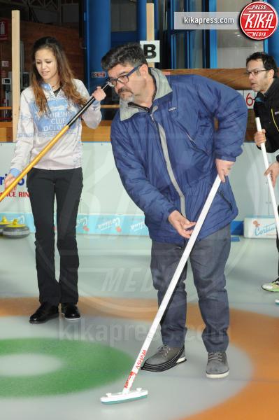 Francesco Pannofino - Cortina - 16-03-2016 - Cortinametraggio, quando il fuori programma si chiama curling