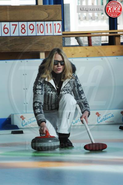 Anna Falchi - Cortina - 16-03-2016 - Cortinametraggio, quando il fuori programma si chiama curling