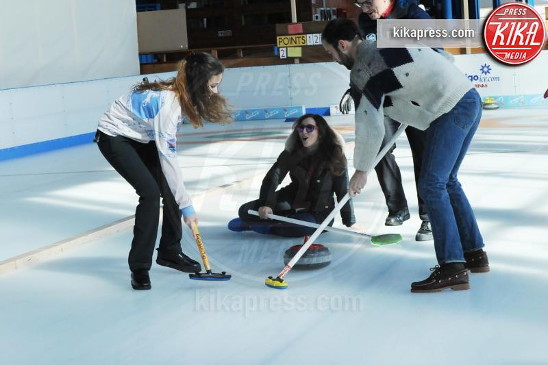 Anna Ferraioli Ravel - Cortina - 16-03-2016 - Cortinametraggio, quando il fuori programma si chiama curling