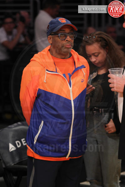 Spike Lee - Los Angeles - 14-03-2016 - Star come noi: quando il tifo...è vip!