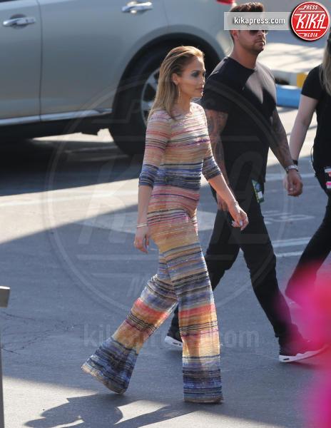 Jennifer Lopez - Los Angeles - 17-03-2016 - Jennifer Lopez incide una canzone per le vittime di Orlando