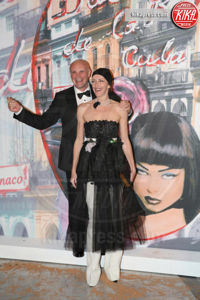 Jacky Ickx - Monaco - 19-03-2016 - La famiglia reale monegasca si riunisce al Bal de la Rose