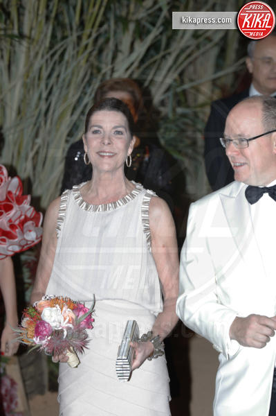 Principe Alberto di Monaco, Principessa Carolina di Monaco - Monaco - 19-03-2016 - La famiglia reale monegasca si riunisce al Bal de la Rose