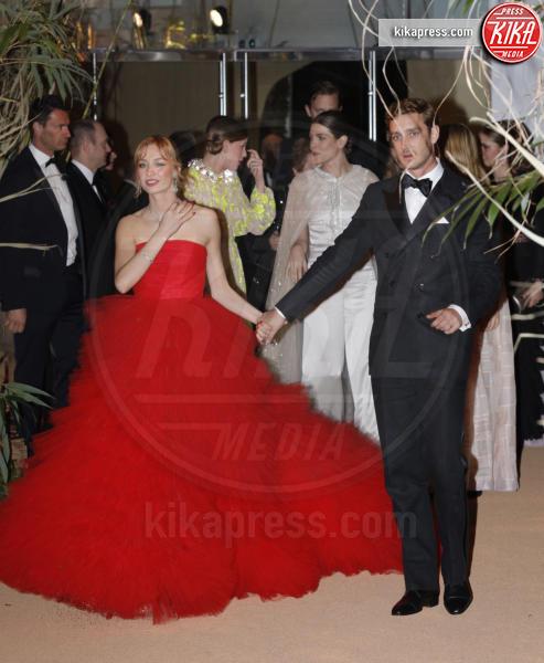 Pierre Casiraghi, Beatrice Borromeo - Monaco - 19-03-2016 - La famiglia reale monegasca si riunisce al Bal de la Rose