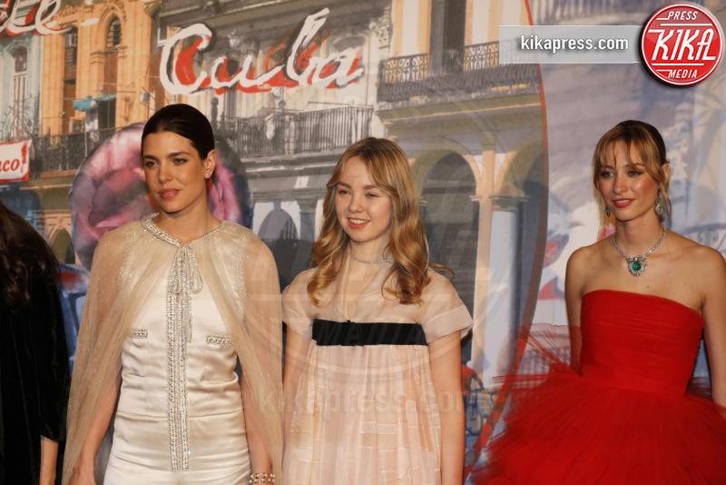 Alexandra di Hannover, Charlotte Casiraghi, Beatrice Borromeo - Monaco - 19-03-2016 - La famiglia reale monegasca si riunisce al Bal de la Rose