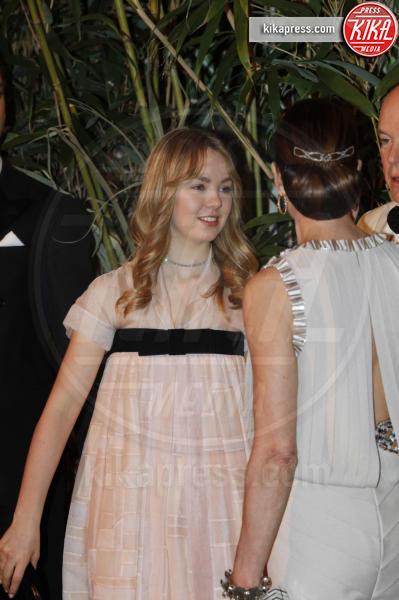 Alexandra di Hannover - Monaco - 19-03-2016 - La famiglia reale monegasca si riunisce al Bal de la Rose
