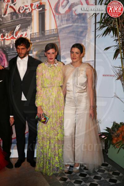 Juliette Maillot, Charlotte Casiraghi - Monaco - 19-03-2016 - La famiglia reale monegasca si riunisce al Bal de la Rose