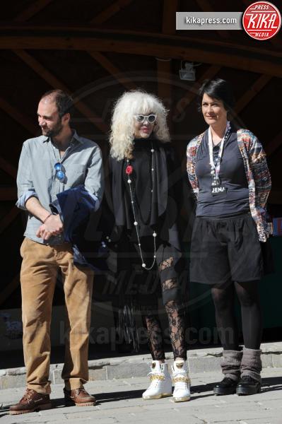 Donatella Rettore - Cortina d'Ampezzo - 19-03-2016 - Cortinametraggio chiude, ecco tutti i vincitori