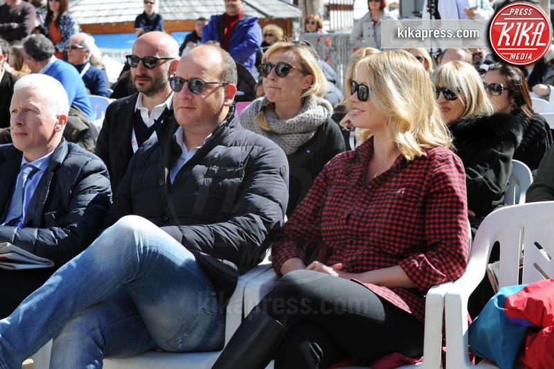Andrea Ruggieri, Anna Falchi - Cortina d'Ampezzo - 19-03-2016 - Cortinametraggio chiude, ecco tutti i vincitori