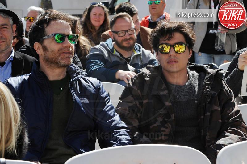 Cristiano Caccamo, Fausto Sciarappa - Cortina d'Ampezzo - 19-03-2016 - Cortinametraggio chiude, ecco tutti i vincitori