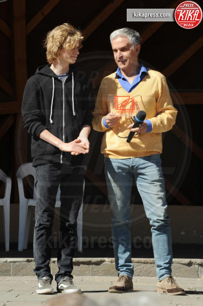 Ludovico Girardello - Cortina d'Ampezzo - 19-03-2016 - Cortinametraggio chiude, ecco tutti i vincitori