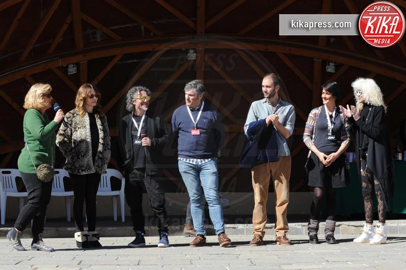 Maddalena Mayneri, Violante Placido - Cortina d'Ampezzo - 19-03-2016 - Cortinametraggio chiude, ecco tutti i vincitori