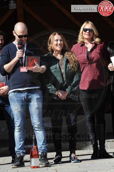 Daniela Kraler, Anna Falchi - Cortina d'Ampezzo - 19-03-2016 - Cortinametraggio chiude, ecco tutti i vincitori