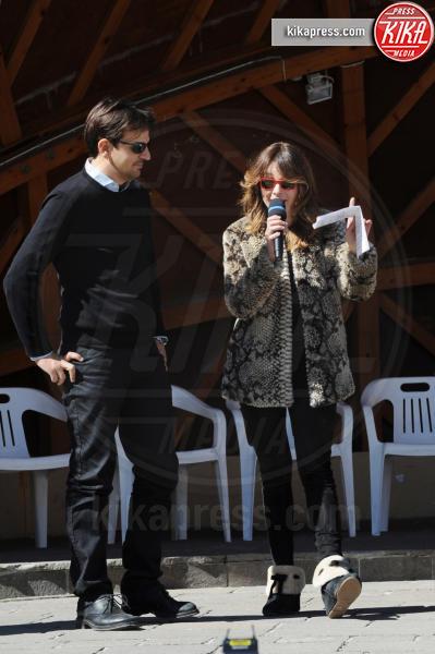 Davide Minnella, Violante Placido - Cortina d'Ampezzo - 19-03-2016 - Cortinametraggio chiude, ecco tutti i vincitori