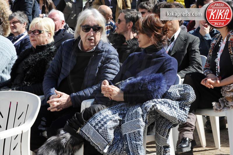 Enrico Vanzina, Laura Morante - Cortina d'Ampezzo - 19-03-2016 - Cortinametraggio chiude, ecco tutti i vincitori