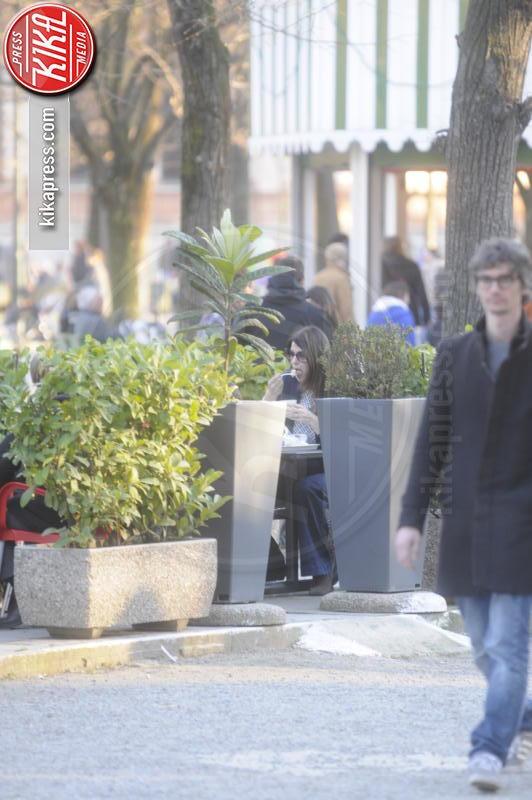 Pietro Rocco Attisani, Ilaria d'Amico - Milano - 19-03-2016 - Ilaria D'Amico, una mamma da record d'imbattibilità