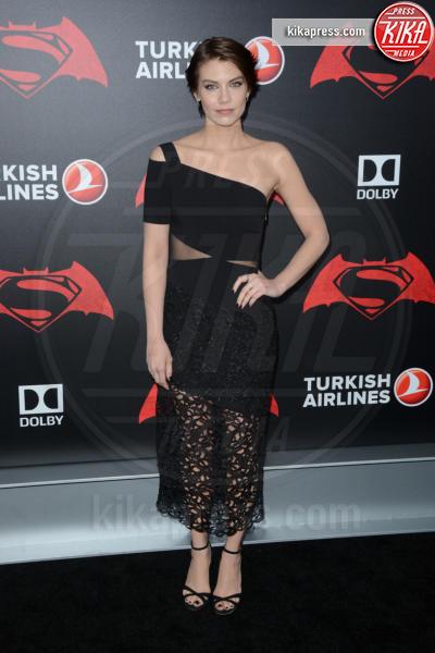 Lauren Cohan - New York - 21-03-2016 - Batman v Superman: è giunto il momento