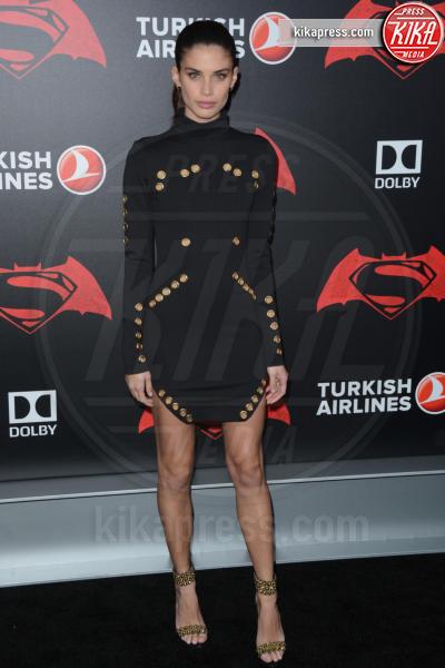 Sara Sampaio - New York - 21-03-2016 - Batman v Superman: è giunto il momento