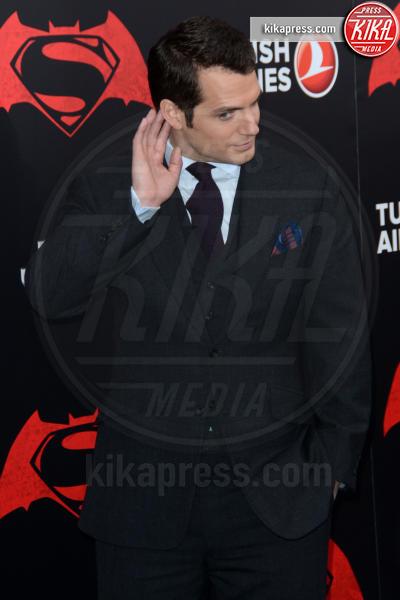 Henry Cavill - New York - 21-03-2016 - Batman v Superman: è giunto il momento