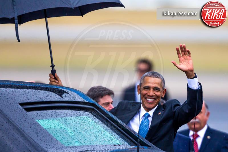 Barack Obama - Havana - 20-03-2016 - Barack Obama a Cuba. Primo presidente americano dopo 88 anni
