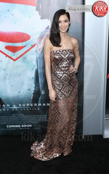 Tao Okamoto - New York - 21-03-2016 - Batman v Superman: è giunto il momento