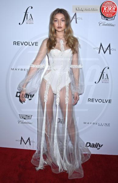 Gigi Hadid - Los Angeles - 20-03-2016 - Erano batuffoli, oggi sono le modelle più hot del Pianeta