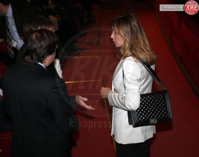 Stefania Prestigiacomo - Palermo - 19-03-2016 - Silvio Berlusconi, in 2000 lo accolgono al Politeama di Palermo