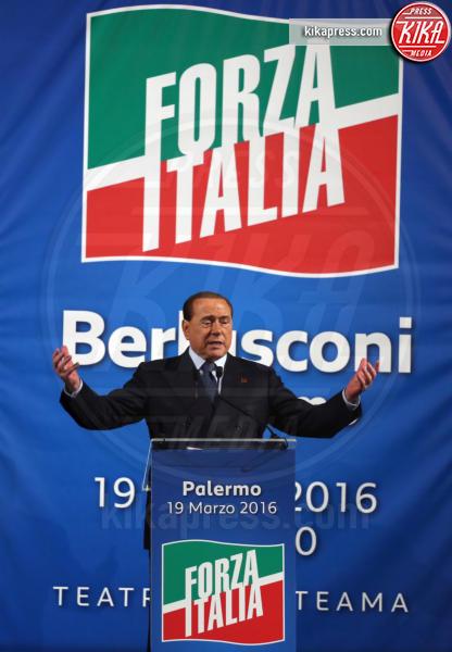 Silvio Berlusconi - Palermo - 19-03-2016 - Silvio Berlusconi in ospedale per battito cardiaco irregolare