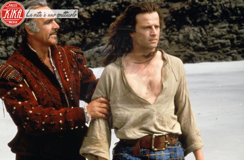 Christopher Lambert, Sean Connery - - - 01-01-2011 - Sean Connery: oggi sono 30 anni da Highlander