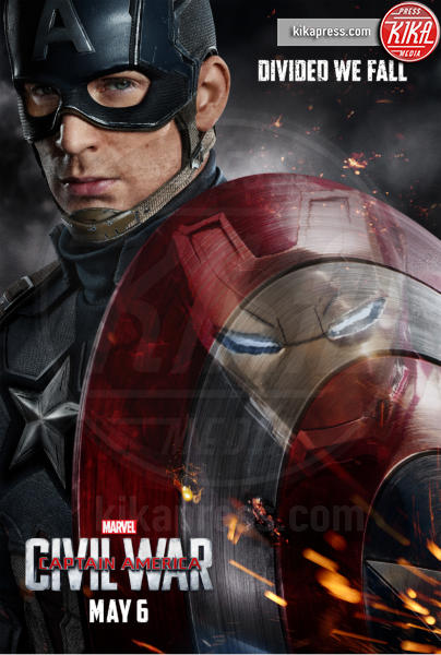 Captain America: Civil War (2016) - 22-03-2016 - Capitan America, Civil War: