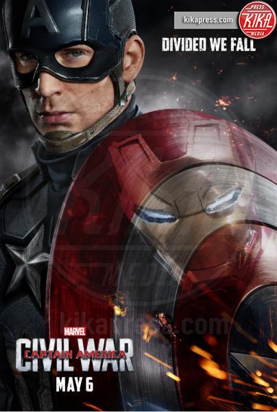 Captain America: Civil War (2016) - 22-03-2016 - Capitan America, Civil War: si scontrano i moderni Dei