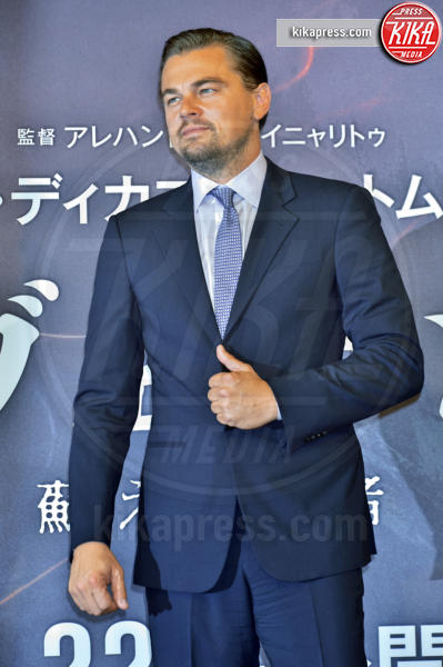 Leonardo DiCaprio - Tokyo - 23-03-2016 - Leonardo DiCaprio, raccolta fondi per Hillary Clinton