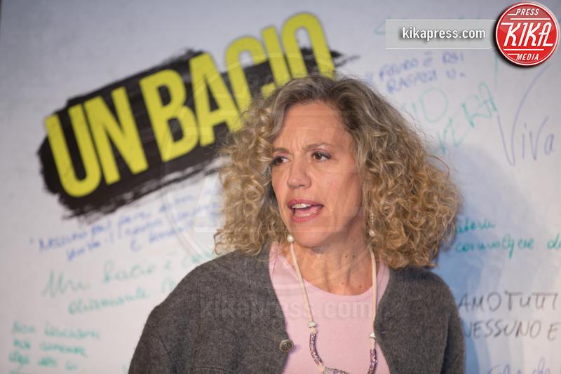 Monica Cirinnà - Roma - 23-03-2016 - I vip di spettacolo e politica alla prima di Un Bacio