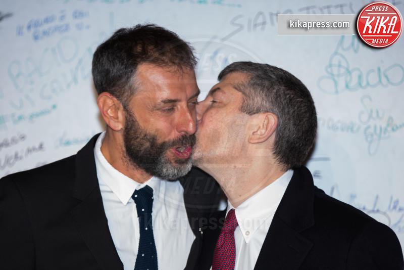 Ivan Cotroneo - Roma - 23-03-2016 - I vip di spettacolo e politica alla prima di Un Bacio
