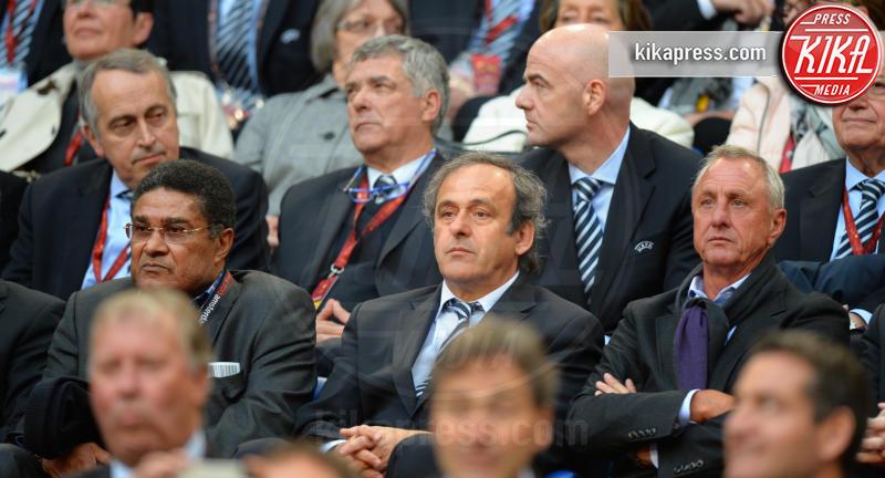 Johan Cruyff, Michel Platini - Addio Johan Cruyff, la leggenda del calcio muore a 68 anni