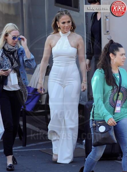 Jennifer Lopez - Los Angeles - 31-03-2016 - Jennifer Lopez incide una canzone per le vittime di Orlando