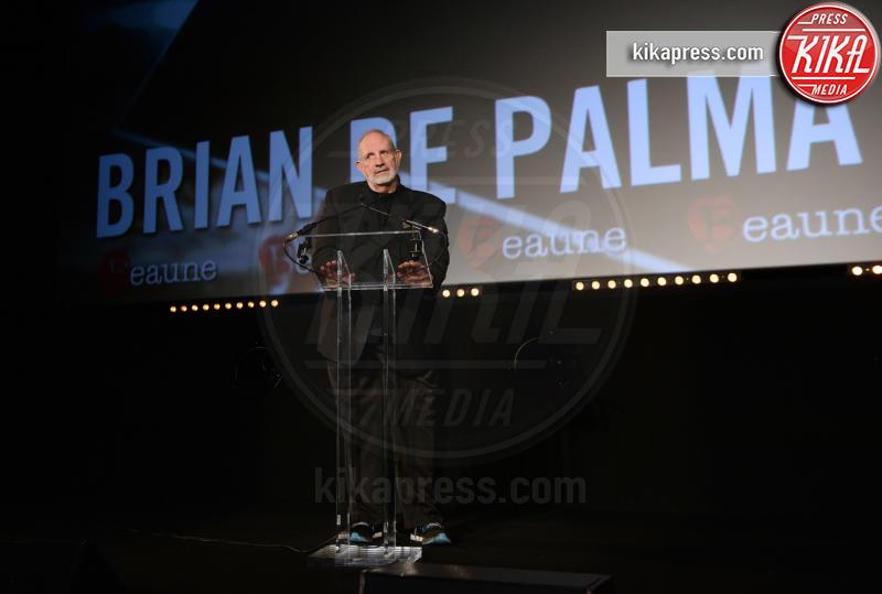Brian De Palma - Beaune - 01-04-2016 - Brian De Palma girerà un horror ispirato ad Harvey Weinstein