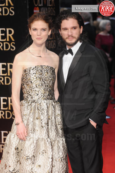 Kit Harington, Rose Leslie - Londra - 03-04-2016 - Kit Harington: ecco la prima cosa che farà dopo Game of Thrones