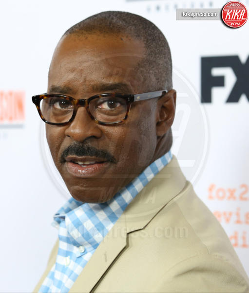 Courtney B. Vance - Los Angeles - 05-04-2016 - Wes Anderson is back: arriva il film d'animazione Isle of Dogs