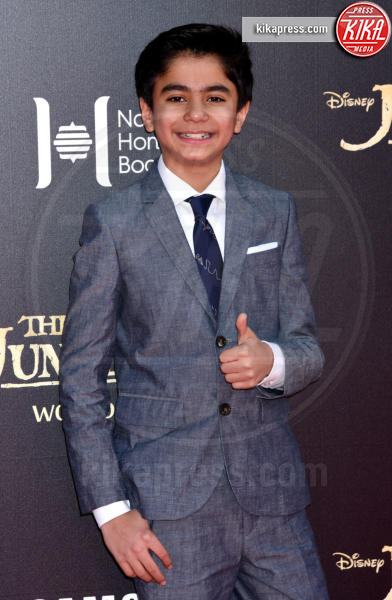 Neel Sethi - Hollywood - 04-04-2016 - I classici Disney diventano reali, quanti live-action in arrivo!