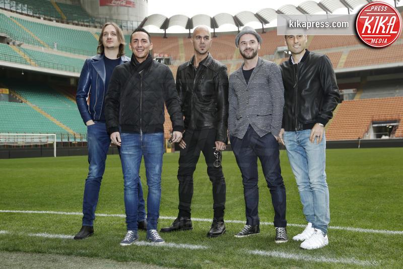 Kekko Silvestre, Modà - Milano - 05-04-2016 - I Modà a San Siro: i due live a giugno