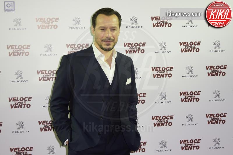 Stefano Accorsi - Roma - 05-04-2016 - Stefano Accorsi annuncia l'arrivo della nuova serie 1993