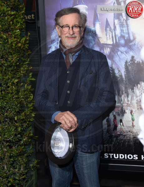Steven Spielberg - Los Angeles - 05-04-2016 - Mark Rylance è Papa Pio IX in The Kidnapping of Edgardo Mortara