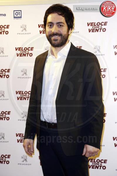 Matteo Rovere - Milano - 06-04-2016 - Bianca Vitali e Stefano Accorsi, coppia d'oro sul red carpet