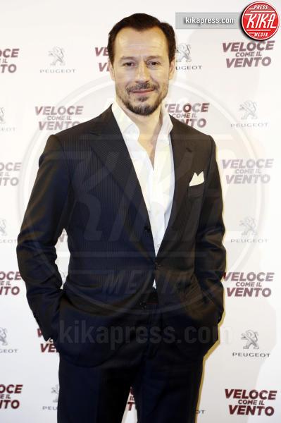 Stefano Accorsi - Milano - 06-04-2016 - Stefano Accorsi annuncia l'arrivo della nuova serie 1993