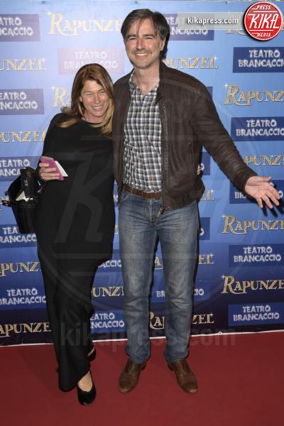 Beppe Convertini, Roberta Beta - Roma - 06-04-2016 - Lorella Cuccarini, addio al biondo: per Rapunzel si è fatta mora