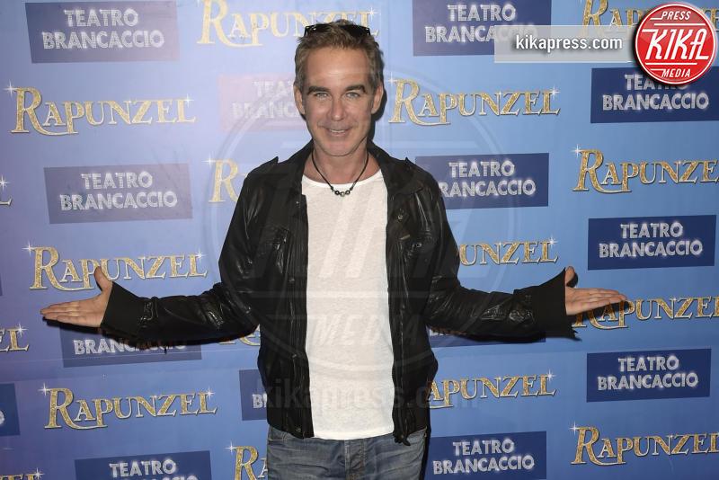 Pierre Cosso - Roma - 06-04-2016 - Lorella Cuccarini, addio al biondo: per Rapunzel si è fatta mora
