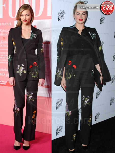 Kate Upton, Karlie Kloss - 08-04-2016 - Chi lo indossa meglio: Kate Upton o Karlie Kloss?